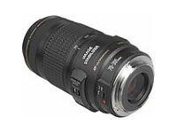 Canon 70 - 300 lens