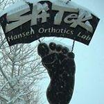 Ski Tek-Hansen Orthotics Lab