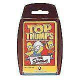 Top TRUMPS Simpsons