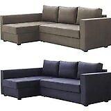 Ikea Corner sofà bed