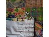 Lovely Farmyard Print curtains
