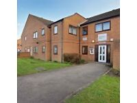 Studio flat in Blenheim Court, Markfield Drive, Flanderwell, Rotherham, South Yorkshire, S66 2LB