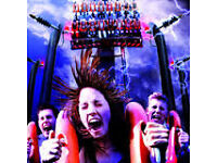 6 x Alton Towers Tickets Wednesday 31/08/16 £13 each.