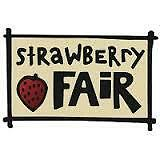 strawberry fair tableware