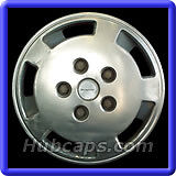 "Set of 6 – 13"" Pontiac Wheel Hubcaps, Center Caps & Covers"