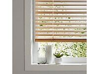 colours cana blinds were £88 180cm x 180cm new