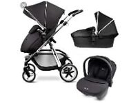 Silver Cross Pioneer Travel System incl. car seat