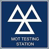 Book your MOT for £24.99