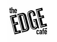 Full Time and Part time Coffee Shop Assistants required at The Edge Cafe