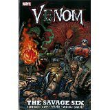 Venom Savage Six trade paper back