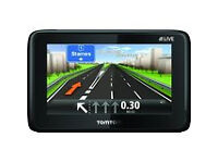 TOMTOM LIVE 1000 GPS NEAR MINT CONDITION WITH BRAND-NEW BATTERY