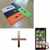LF Battery Cover for Nokia Lumia 830.