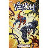 Venom Lethal Protector trade paper back excellent condition!