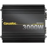 NEW Mitek Coustic 3000C1 650W Mono Car Amplifier