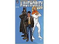 Authority Kev Graphic Novel