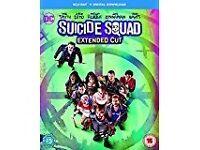 suicide squad bluray for sale
