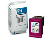 BRAND NEW NEVER USED Colour Ink HP 301 CH562E Free Delivery Dundee Fife