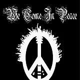 We come in peace the band recherche chanteur.