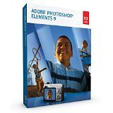 Adobe Photoshop Element 9 - pour Windows et Mac OS