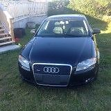 2006 Audi A4 Turbo Quattro with Sunroof