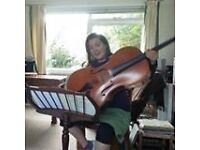 Piano or Cello lessons in Bangor - 1st lesson free!!