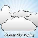 Cloudy Sky Vaping