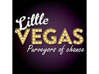 Part-time job in gambling centre Little Vegas
