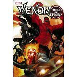 Venom Circle of Four trade paperback excellent condition!