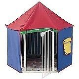 Tent for baby dan play pen