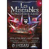 Les Miserables 25th Anniversary DVD