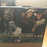 Steptoe and Son the complete 13 disc box set