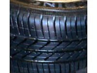 Bring your tyre to us and we will fit them £10 each Buy from us at our bargin price wth free Fitting