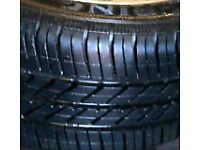 Bring your tyres we will fit them from £ 12 each buy tyres from us at low price for free fitting