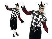 GOTHIC VENETIAN HARLEQUIN / MASQUERADE BALL SIZE L MASK DOES NOT COME WITH IT HALLOWEEN PARTY