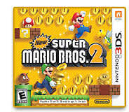 Super Mario Bros.2 - Nintendo 3DS