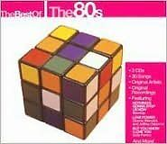 VARIOUS : BEST OF THE 80'S (CD) sealed