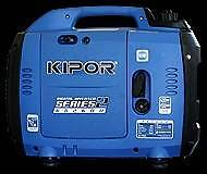 Generator inverter KIPOR 2600  Watts almost new and quiet ONO Boyne Island Gladstone City Preview