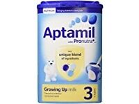 Aptamil growing up milk & Cow & Gate follow on milk wholesale