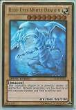 yu-gi-oh Blue-Eyes White Dragon - GOLD GHOST - Gold 5
