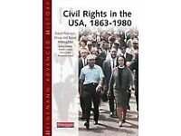 Civil Rights in the USA, 1863-1980