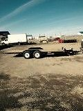 Used 2015  Tilt deck trailer