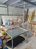Large Bird Cage on Stand Caboolture Caboolture Area Preview