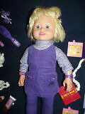 1999 Playmates Amazing Ally Interactive Doll & Accessories