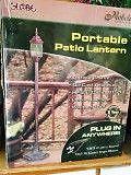 PATIO LAMP POST    Indoor/Outdoor