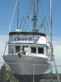 Commercial Fish Boat