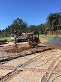Excavation, tight access excavation,leveling,trench digging,fence post Erskine Park Penrith Area Preview