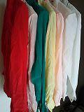 Silk Blouse - New - Multi-color