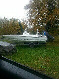 For Sale: Boat, Motor & Trailer