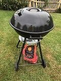 kettle charcoal BBQ Bradbury Campbelltown Area Preview