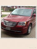 2012 Chrysler Town & Country Limited Special Edition